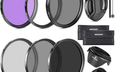 Jenis dan Kegunaan Dari Masing-masing Filter Lensa Kamera