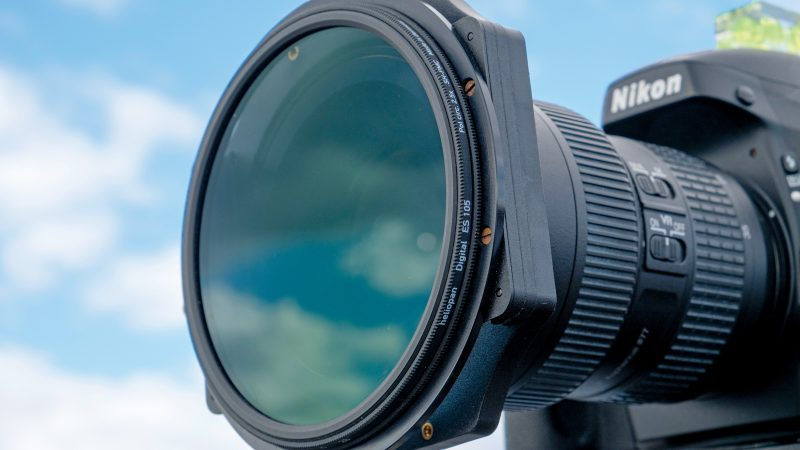 Kegunaan Filter Polarisasi Yang Ada di Kamera