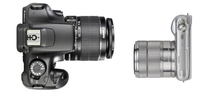 Perbandingan Kamera SLR Compact Dengan Kamera Digital